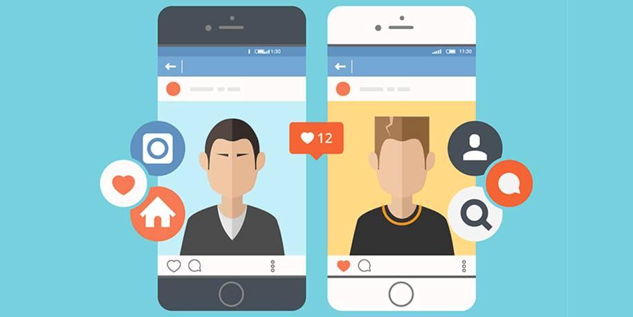 Gerar conteúdo para conseguir seguidores em postagens no Instagram