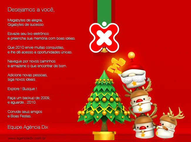 boas festas, feliz natal, internet, sites, feliz ano novo, 2010, ano novo