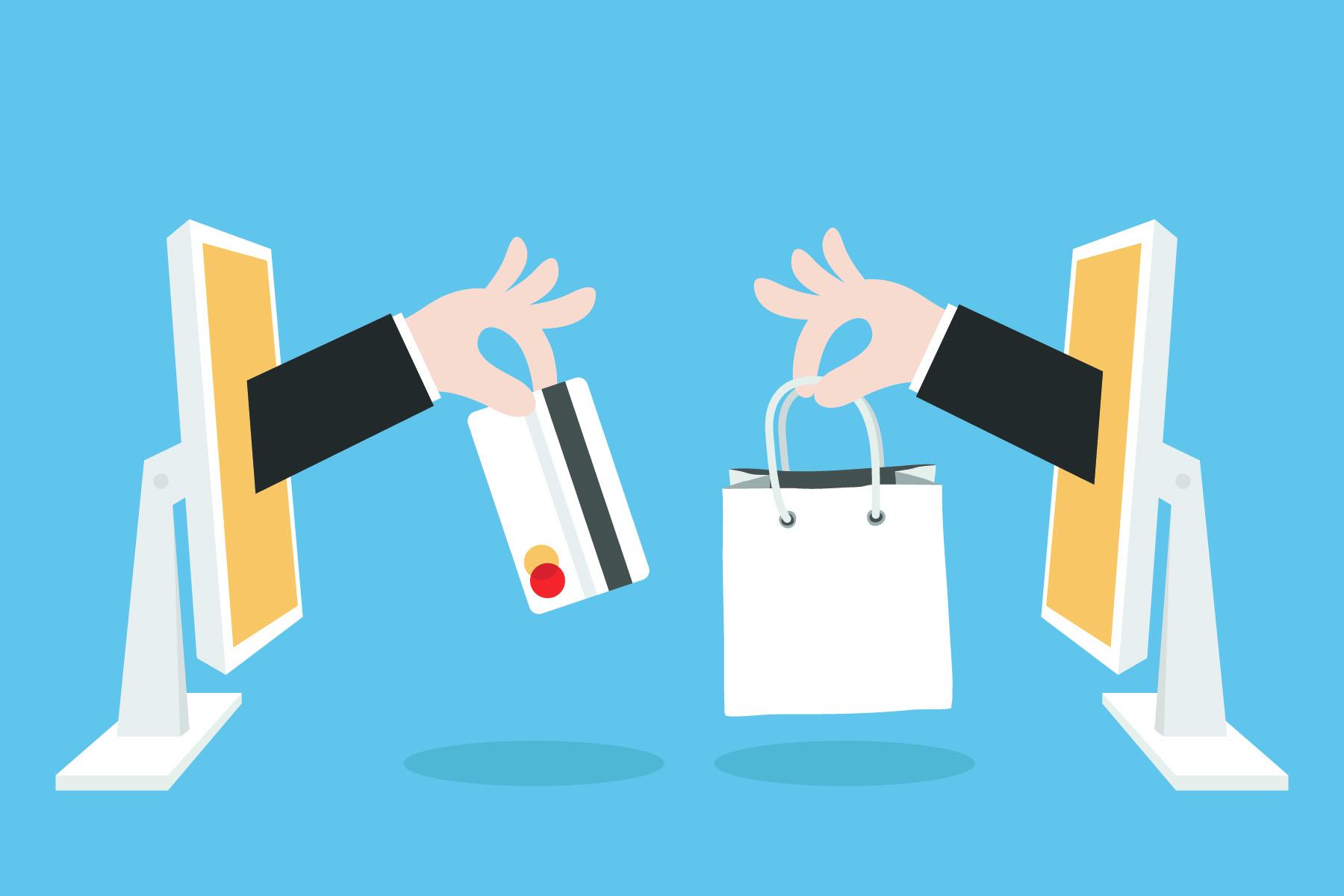 Atendimento online e vendas em Lojas online