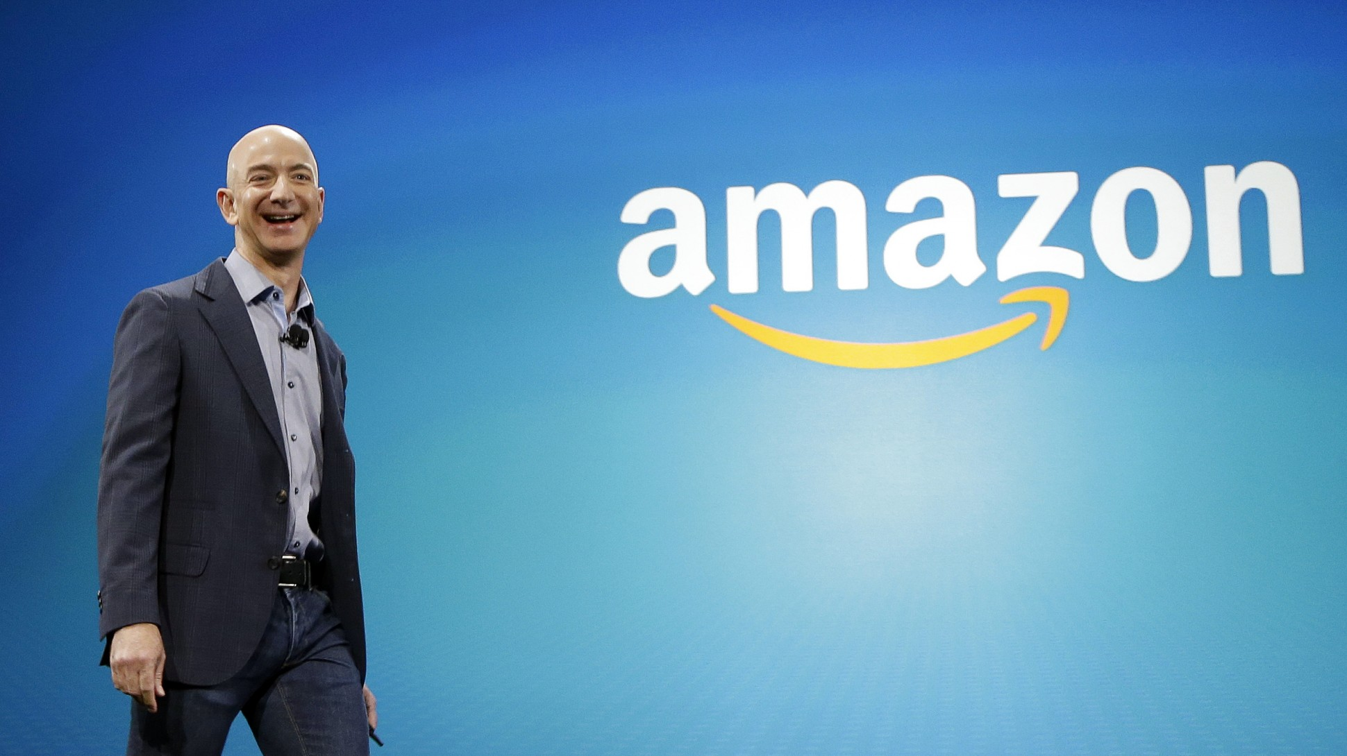 Bezos Amazon CEO marketing ecommerce