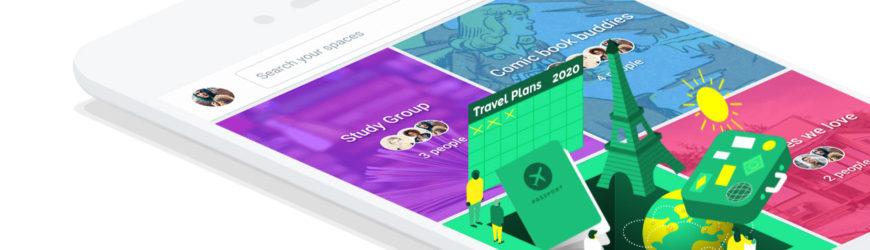Google Spaces - Rede Social