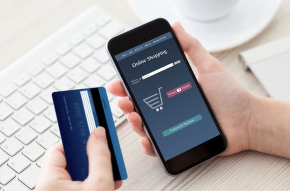 Loja online responsivo - Venda via celular - Loja online smarthphone - Ecommerce mobile