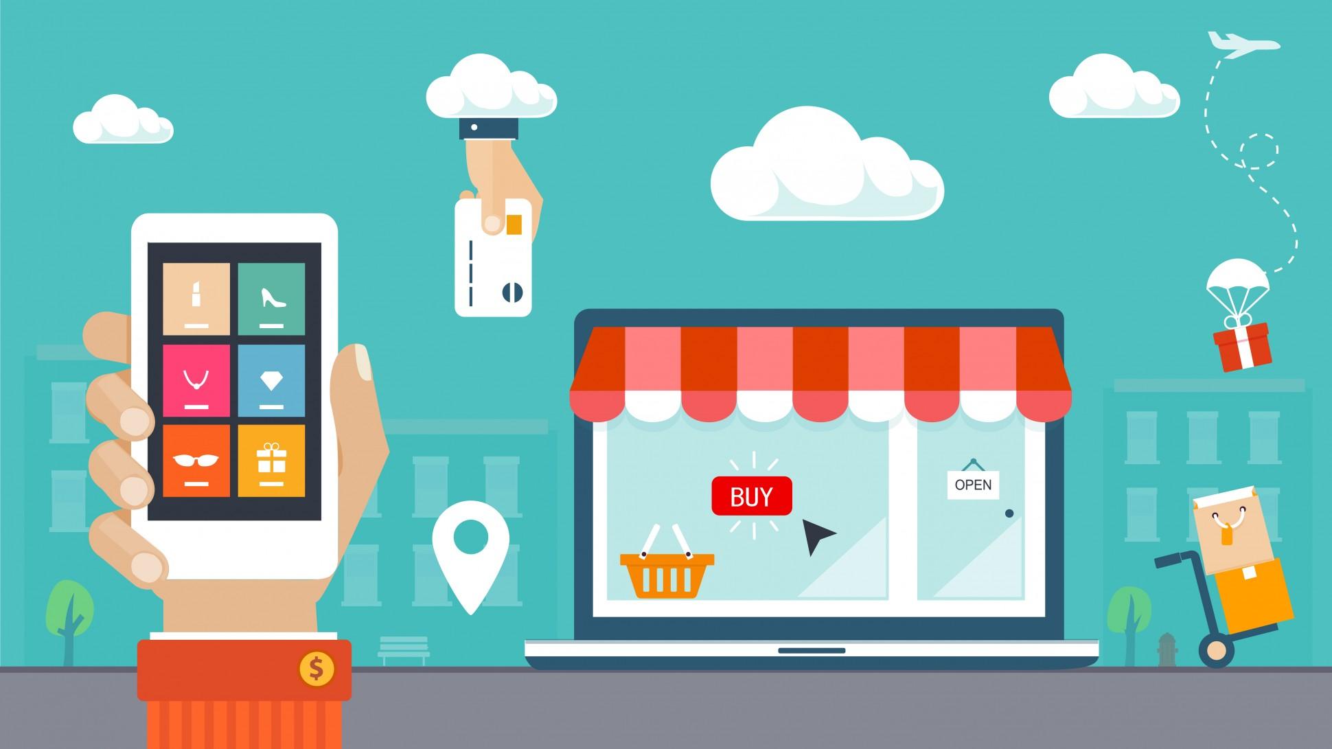 Como montar uma loja virtual de sucesso - Comércio eletrônico - Como vender online - Curso Ribeirão Preto