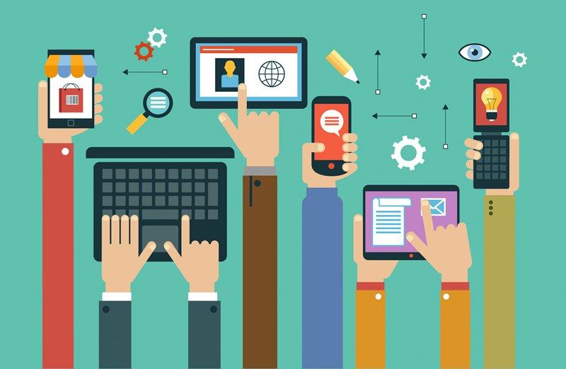 Marketing de conteúdo - Marketing para ecommerce - Marketing Digital