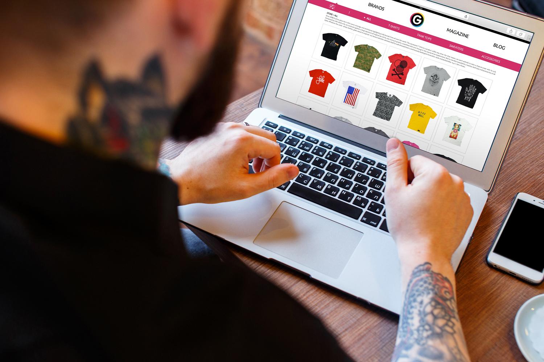 Marketplace - Lojas online - Ecommerce - Loja virtual - Venda online