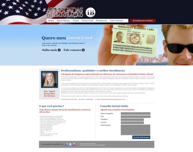 Advogadas de Imigração