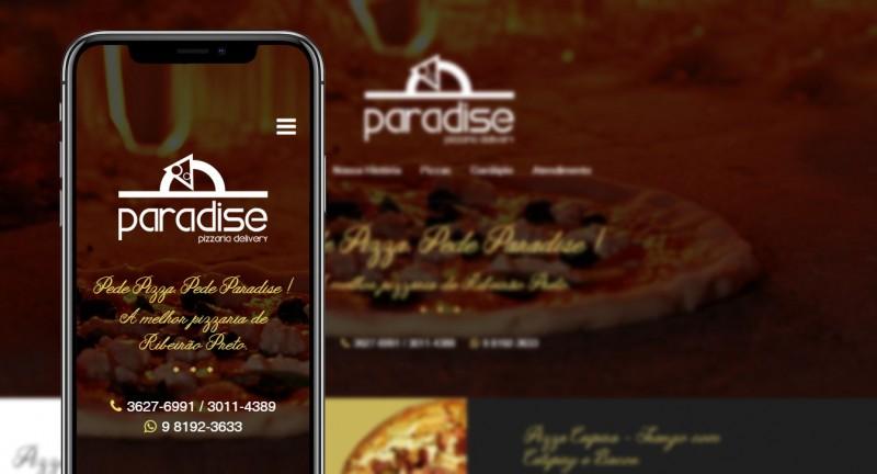 Paradise Pizzaria Ribeirão Preto